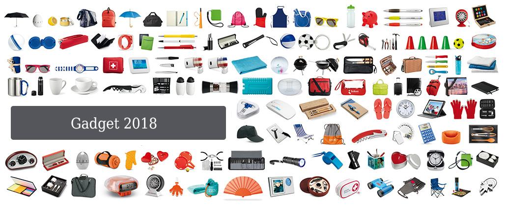 Catalogo Gadget Personalizzati